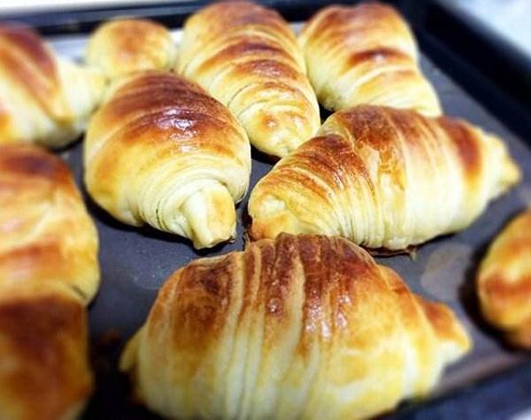 丹麦面包+开酥