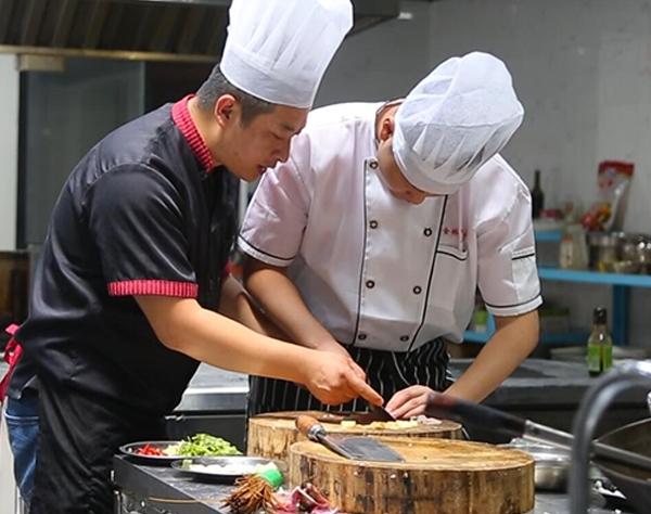 启东初级厨师培训