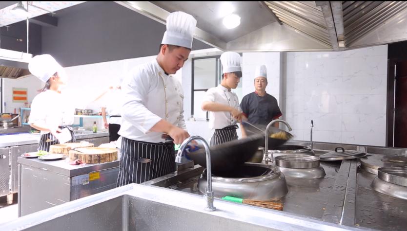 启东中级厨师