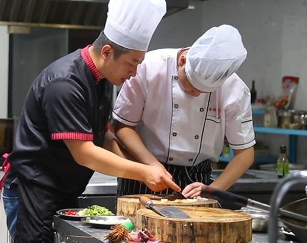如东初级厨师