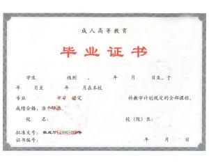 初中文凭如何报考大专