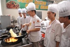 哪里可以学厨师
