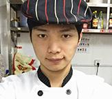 洪志成 厨师中级